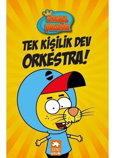 Morhipo kitap Tek Kişilik Dev Orkestra - Kral Şakir Renkli